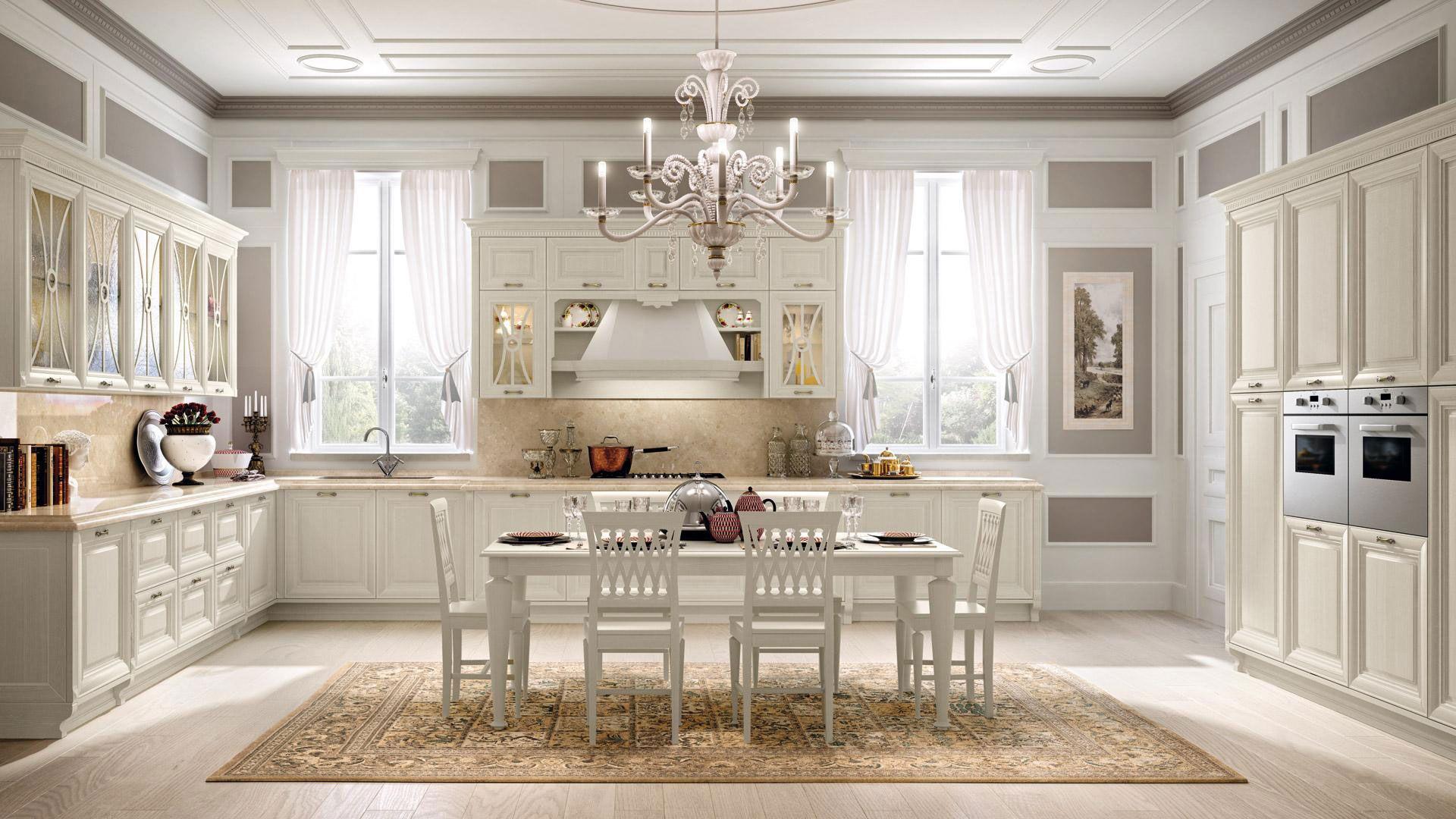 Cucine classiche Lube - Modello Pantheon #25 | Perego Arredamenti ...
