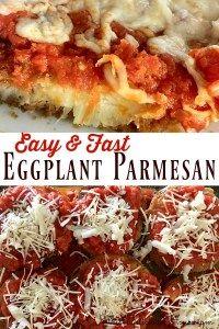 Easy Eggplant Parmesan images