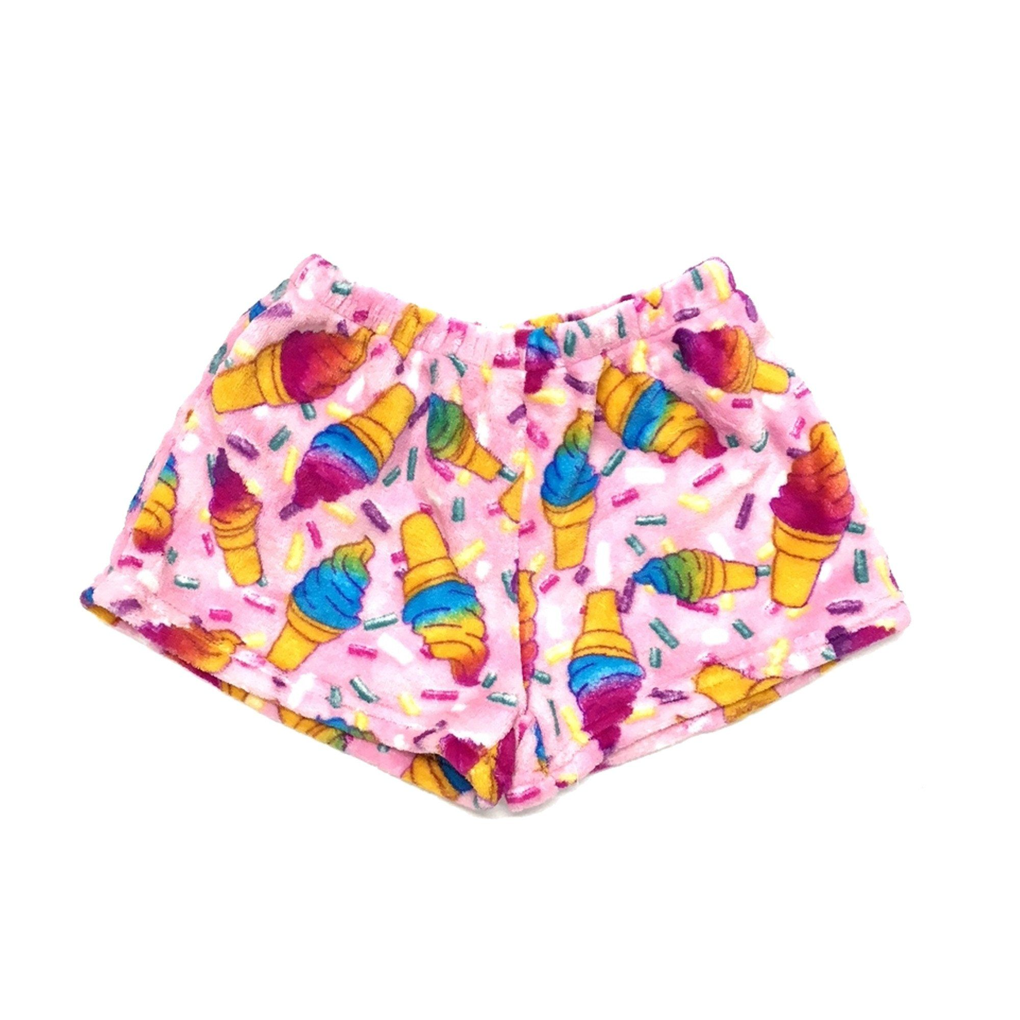 Colette Lilly Girls Make a Splash 4-Piece Shorts Set Outfit