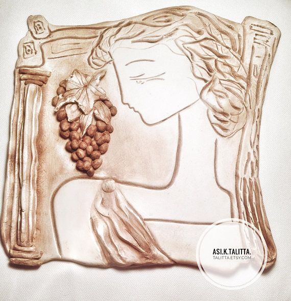 Hey, I found this really awesome Etsy listing at https://www.etsy.com/listing/548745212/ancient-greek-woman-in-brown-tone