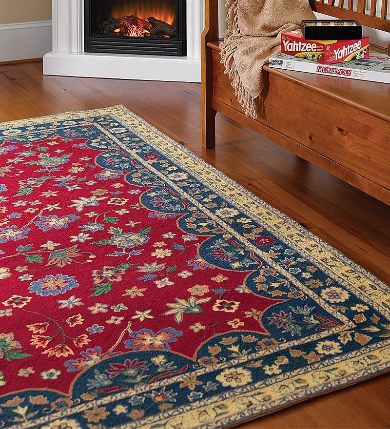 Clementine Rug - Plow & Hearth