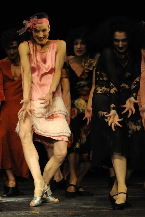 Pina Bausch's 'the Rites of Spring'