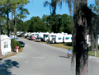 Passport America Campgrounds Rv Parks In Florida Florida Campgrounds Camping Club