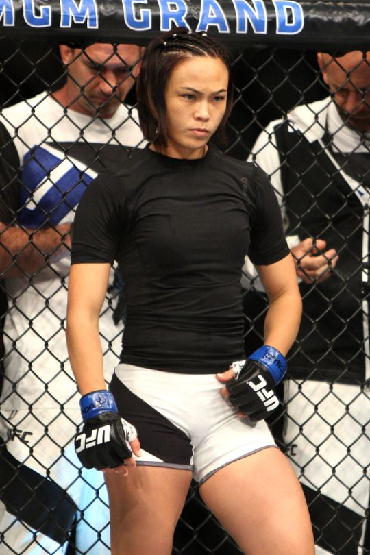 Michelle Waterson - Google Search  Female Mma Fighters