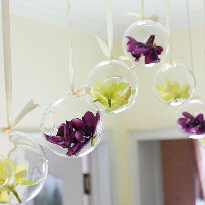 87 photos et tutos diy faciles pour découvrir le charme du terrarium suspendu archzine fr