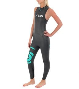 Orca Women S Sonar Sleeveless Triathlon Wetsuit At Swimoutlet Com Free Shipping Wetsuit Wetsuit Girl Womens Wetsuit