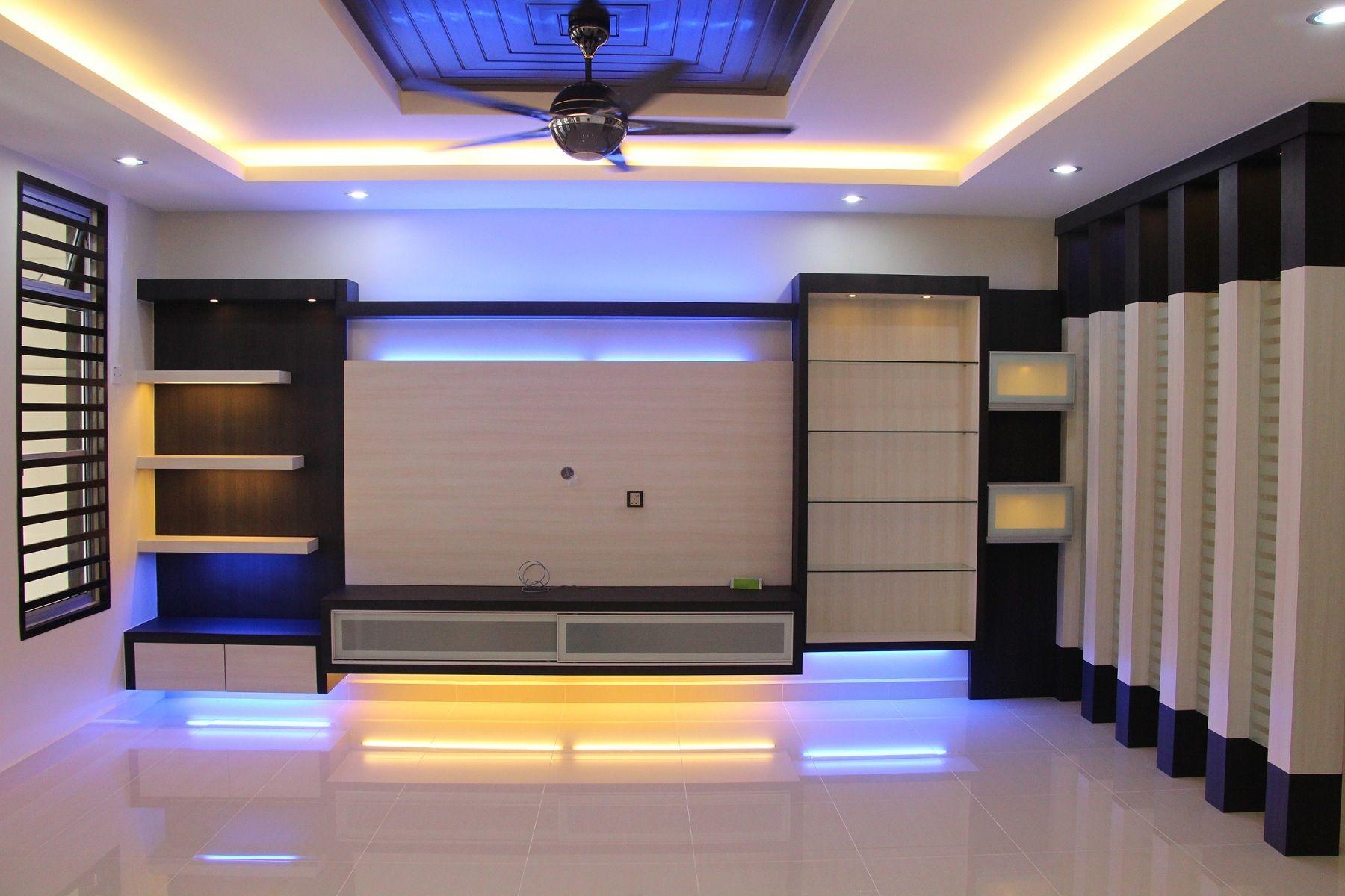 Fantastic Interior Design For Tv Showcase With Images Tv Unit