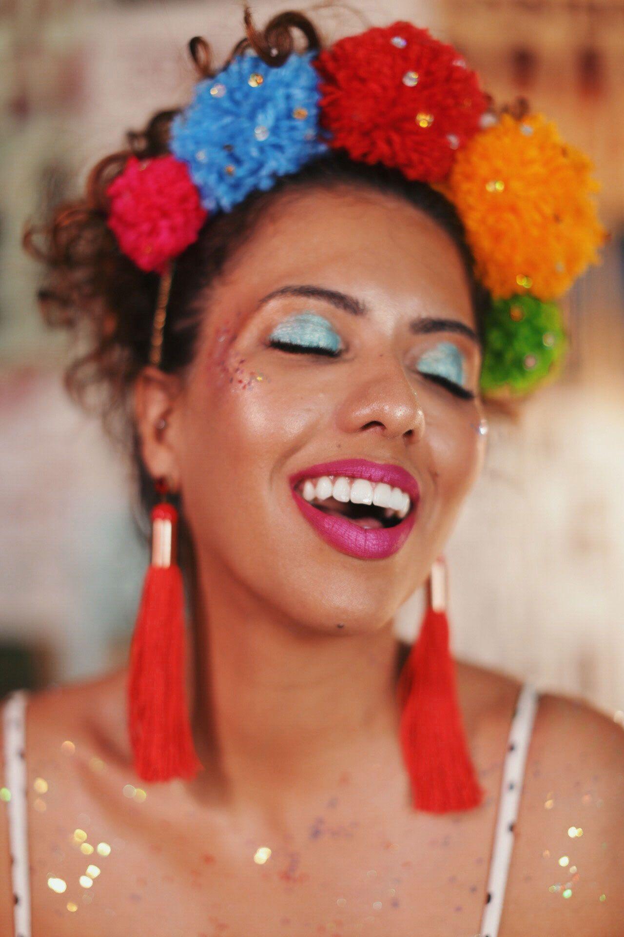 e05da93c098c7 Mais inspirações de fantasia para blocos de carnaval - Carla Lemos do  Modices