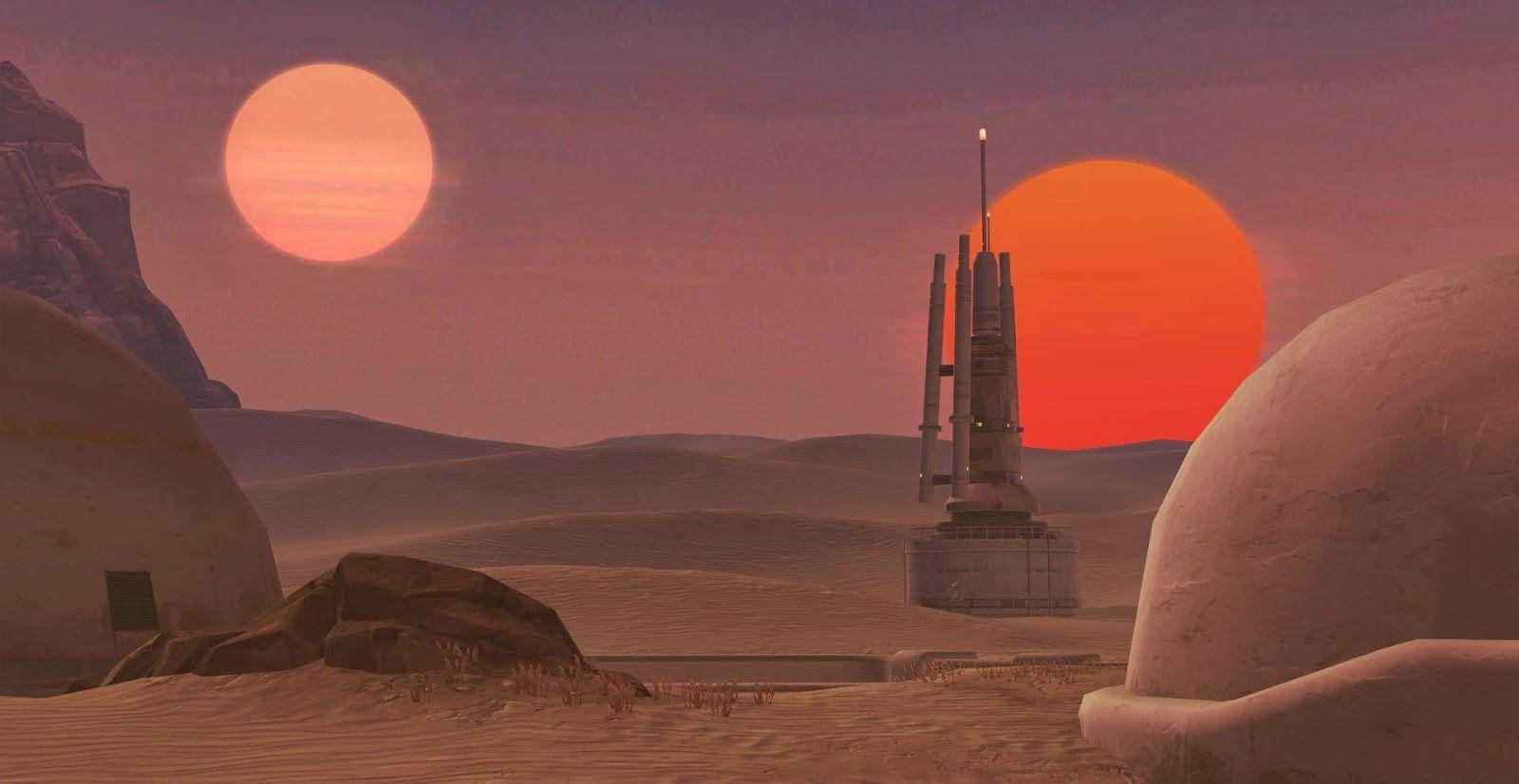 Star Wars Rebel Wallpaper Iphone Tatooine Sunset Google Search Neu Drab Star Wars