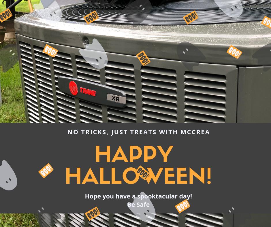 Happy Halloween Be Safe And Extra Spooky Tonight Hvac