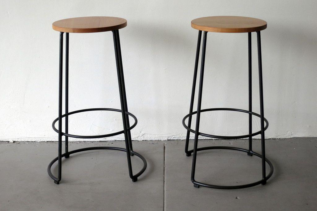 Atelier de troup bar stool bases paris apartment dining office