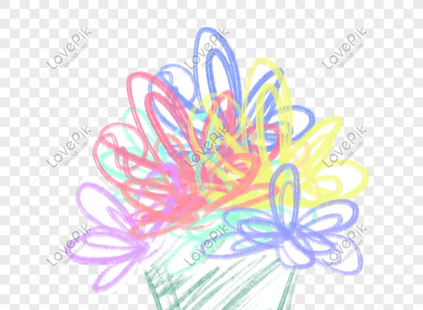 31 Lukisan Bunga Dengan Crayon Bunga Krayon Kartun Lucu Gambar Unduh Gratis Grafik Download Cara Menggambar Bunga Teratai Dengan Krayon Peace Gesture Peace