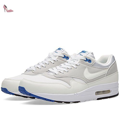 official store premium selection running shoes Nike Air Max 1 CX QS, Chaussures de Sport Homme, Blanc Cassé ...