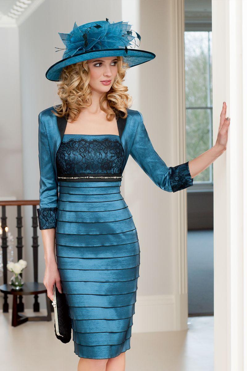 Ispirato short dress and bolero 078 | Catherines of Partick | My ...