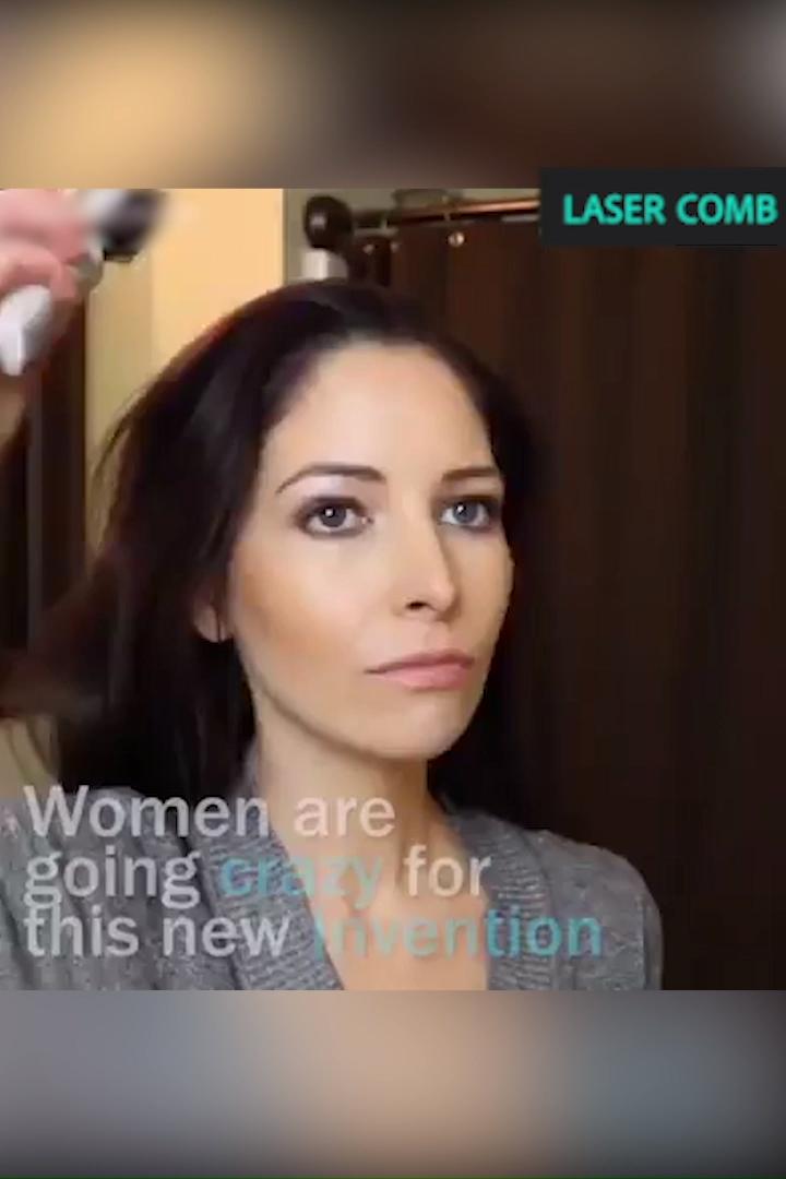 Health Hair Growth Laser Comb