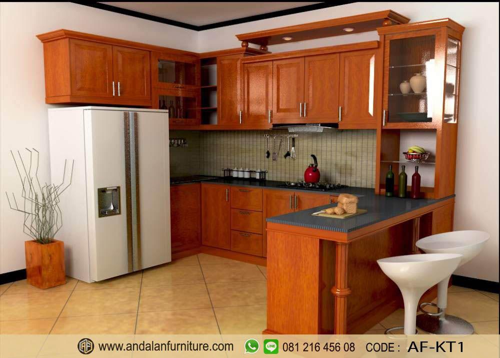 Kitchen Set Lemari Dapur Minimalis Murah