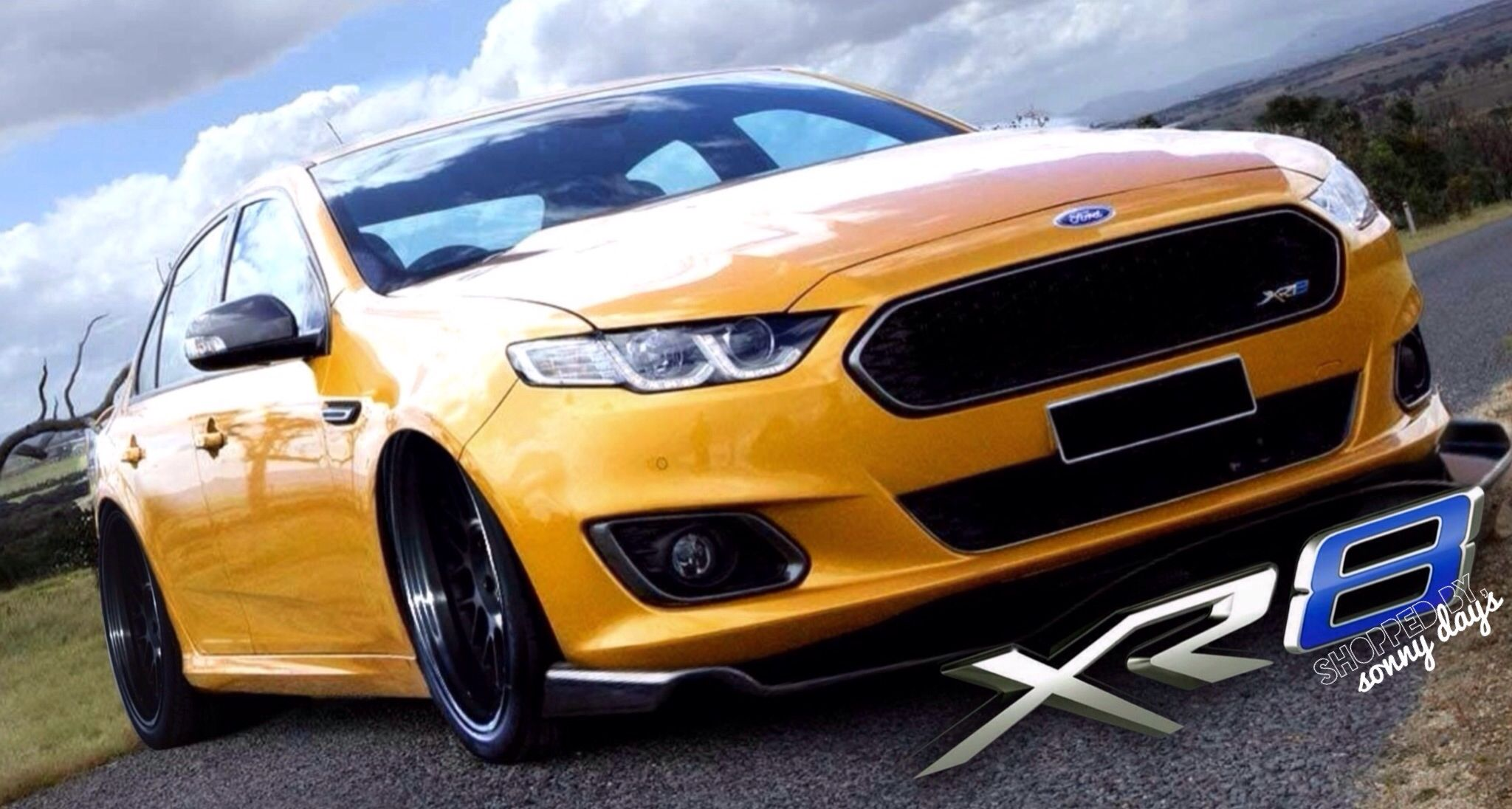 Ford Falcon Fgx Xr8 Australian Cars Australian Muscle Cars All