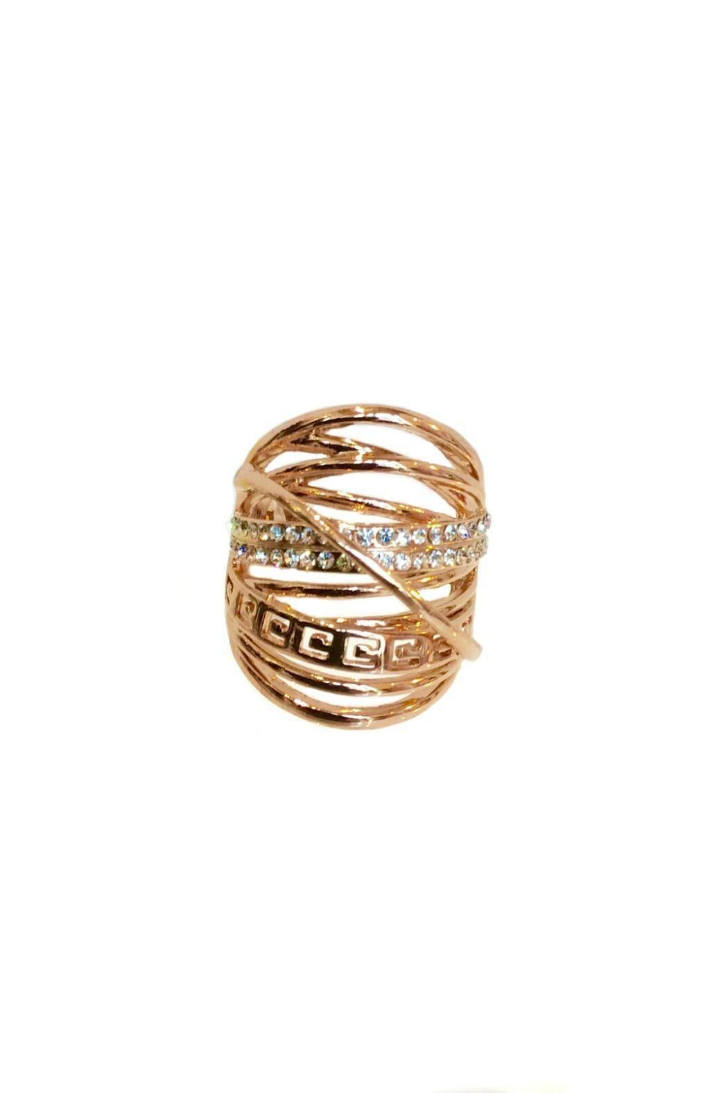 Luimagine greek key ring pinterest key rings key and stylish