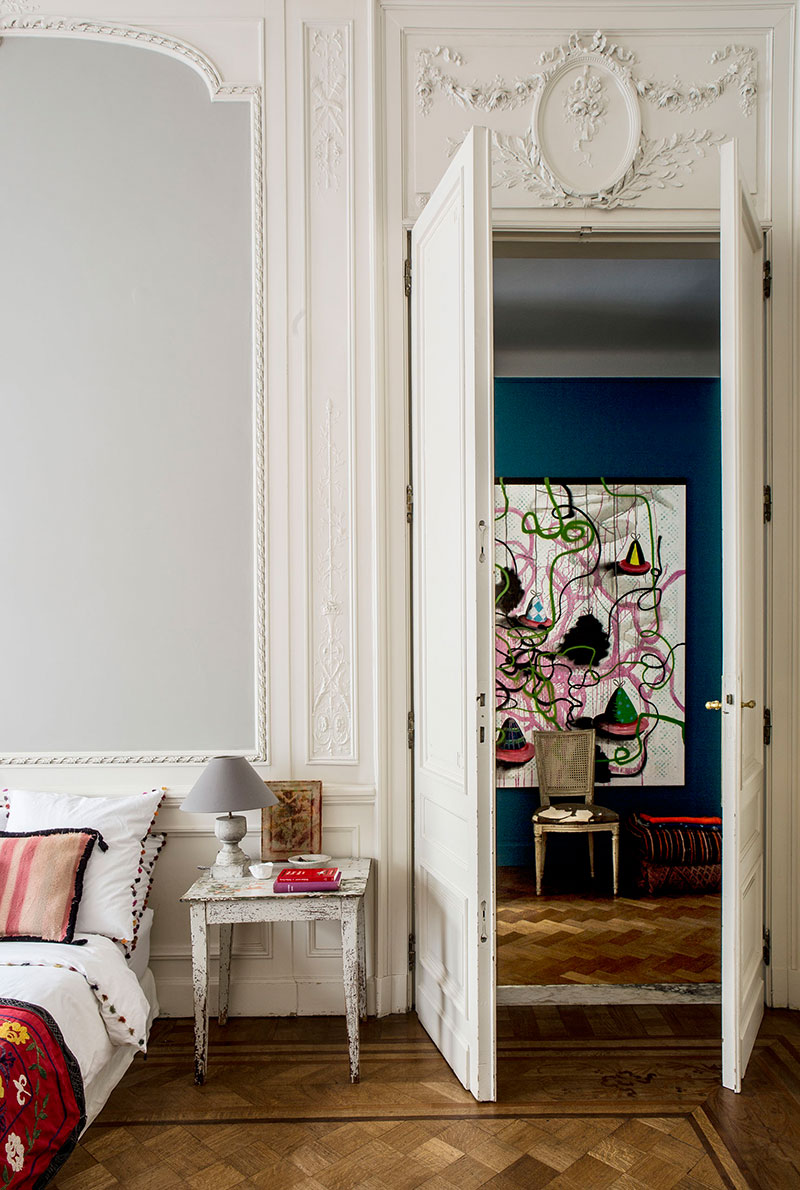 Magnificent French-style apartment in Brussels 〛 Photos ...