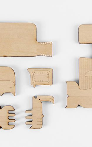 These Adorable Jigsaw Puzzle Pieces Show The Food Chain At Work | Co.Exist | ideas + impact