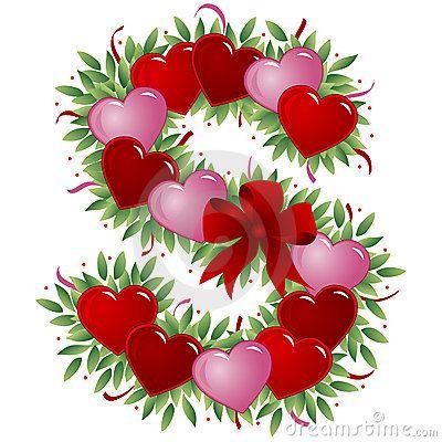 Letter S Valentine Letter By Larsena Via Dreamstime Valentines Letter Valentine Messages Valentine