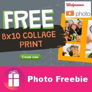 Expired Free 8 10 At Walgreens Thru Nov 2 Free Collage