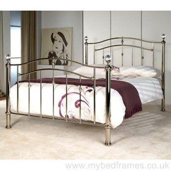 Baremore Iron Bed Humble Abode Letto Ferro Battuto Arredamento