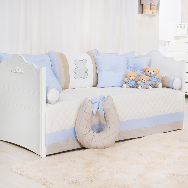 Beleza e conforto no quarto de bebê com cama babá