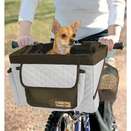 Snoozer Pet Bicycle Basket Dog bike basket, Dog bike