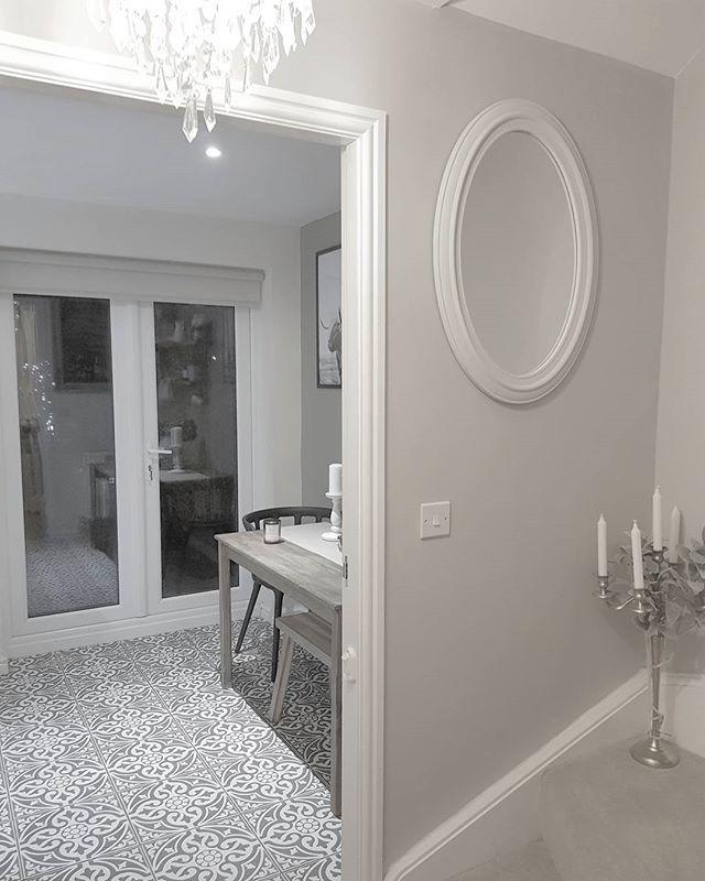 Devon Stone Grey Feature Floor Tile 33x33cm Tile Trends Home Decor Tile Floor