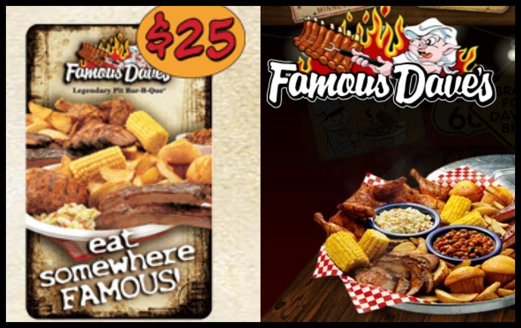 famous daves bbq coupons printable