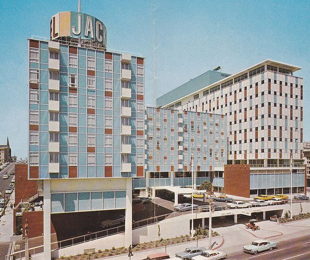 The Jack Tar Hotel San Francisco Brochure Image
