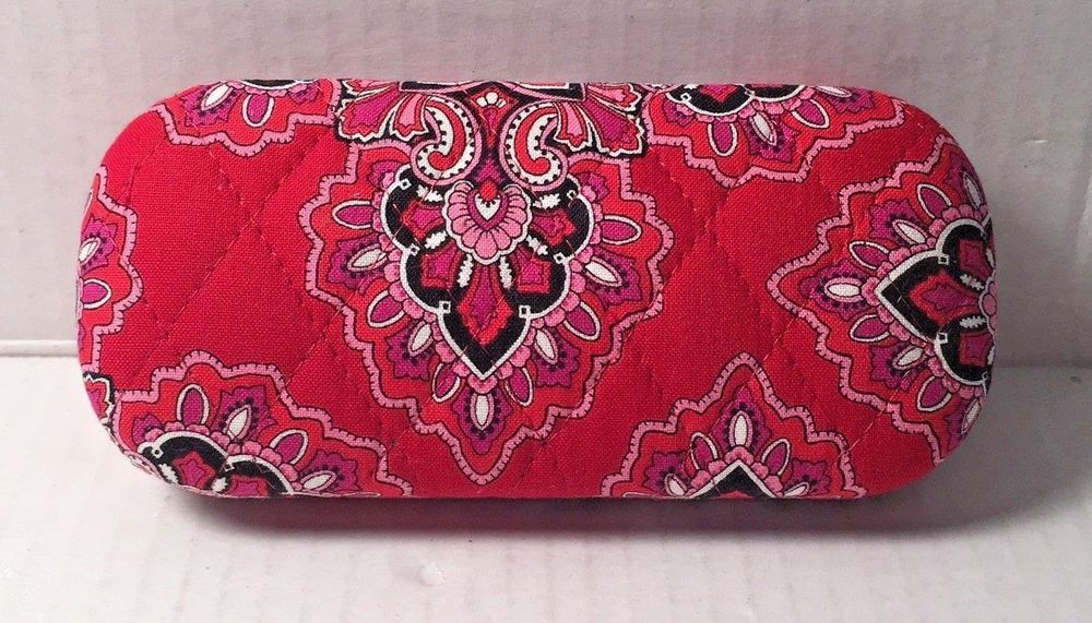 Details about Vera Bradley Retired Pattern FRANKLY SCARLET