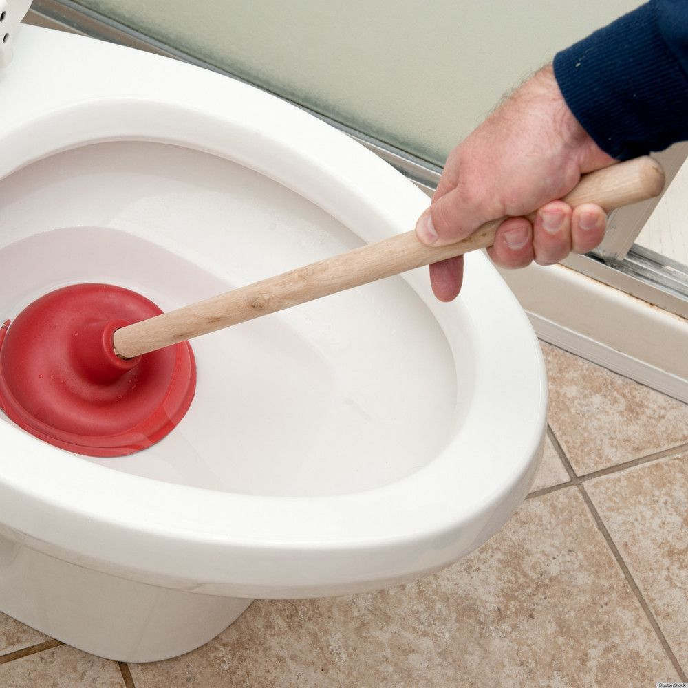 Use Petroleum Jelly To increase suction of a toilet plunger and