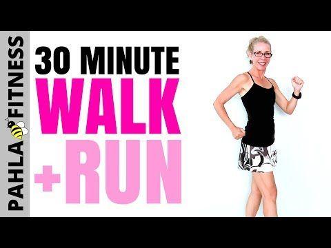 30 minute indoor walk  run  the best way to get results