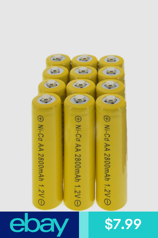 Rechargeable Batteries Consumer Electronics Ebay Ebay Rechargeable Batteries Solar Lights Garden