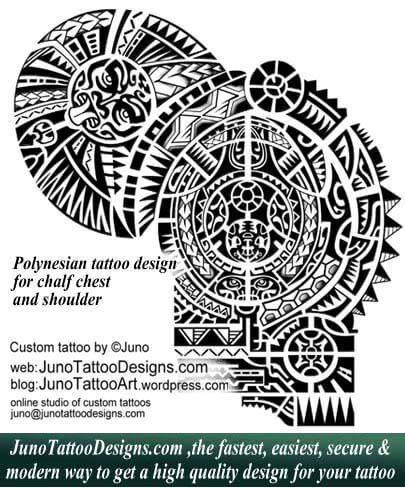polynesian tattoo shoulder juno tattoo designs dwanye johnson
