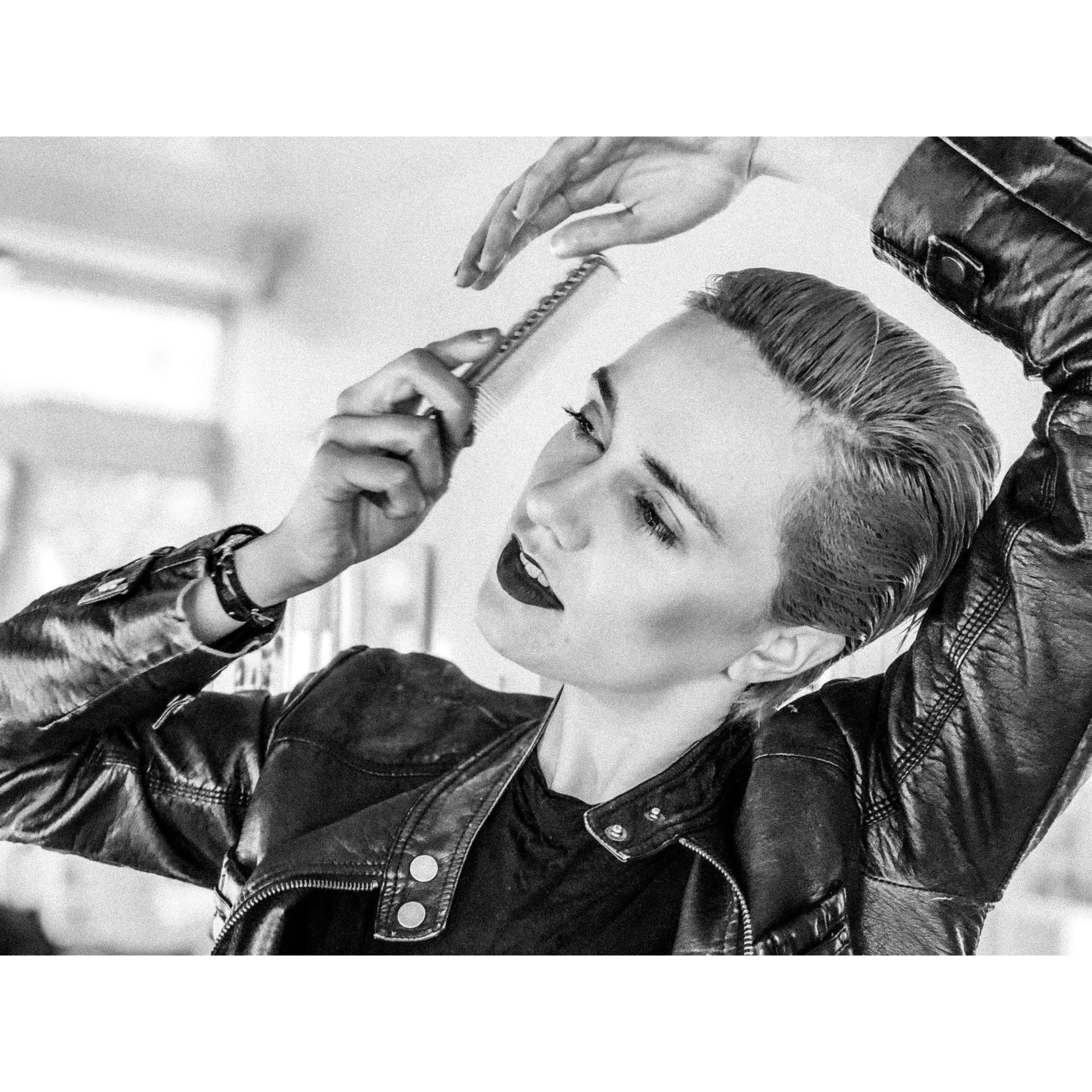 Grease Lightning Short Hair Styles Hair Stylist Hair Styles