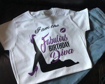 Women Bling Top Diva bling shirt Fabulous Diva Shirt Free shipping Just Fabulous Rhinestone shirt Women fabulous tops