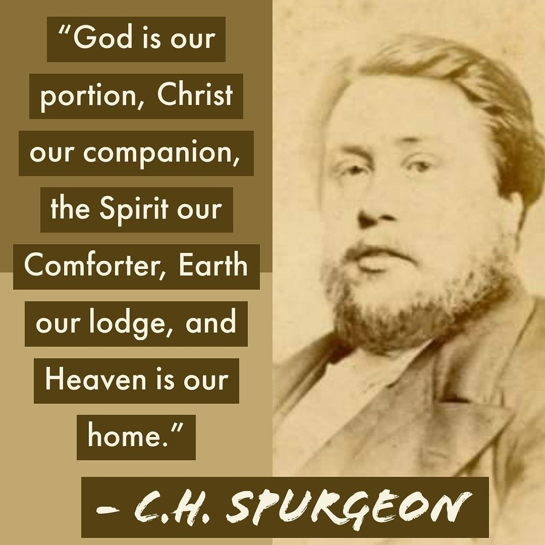 Simply Put Spurgeon Quotes Christian Quotes Inspirational Inspirational Quotes