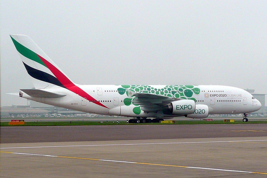 Emirates Fleet Airbus A380 800 Details And Pictures Emirates