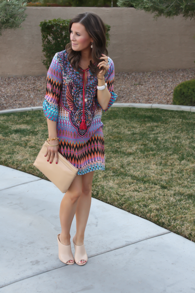 a325feb3ab A Printed Shift Outfit Inspo and Favorites