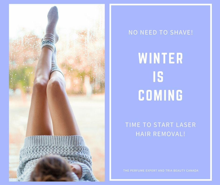 Winter Is The Ideal Time To Start Laser Hair Removal Giving You