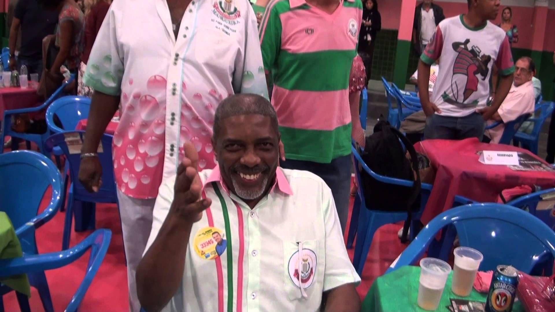 Mangueira Eliminatorias do Samba Enredo de 2015 - Parte 2