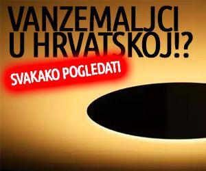 Vanzemaljci U Hrvatskoj