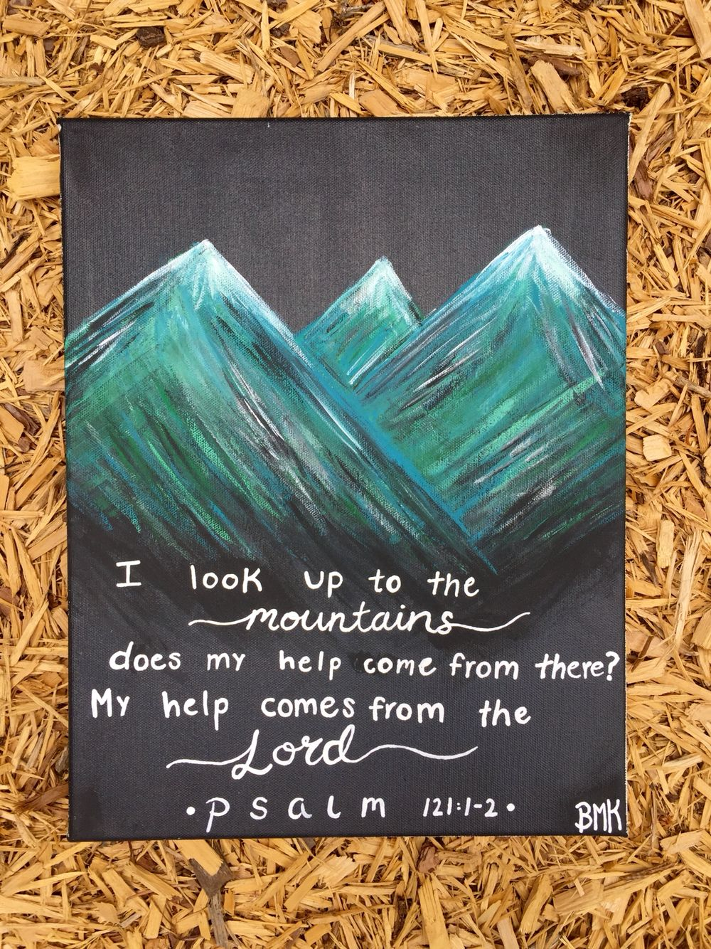 Psalm 12112 my help comes from the lord bible verse