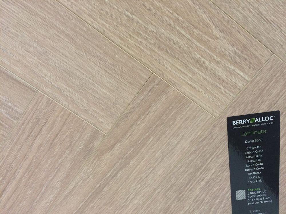 Laminate Flooring Herringbone Parquet