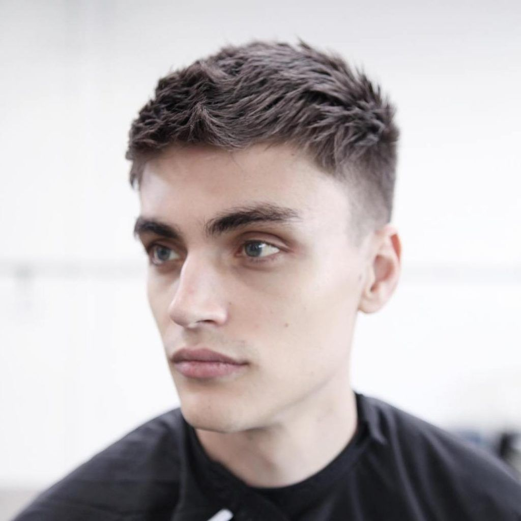 The Brilliant And Interesting Hairstyles For Guys For Your Reference