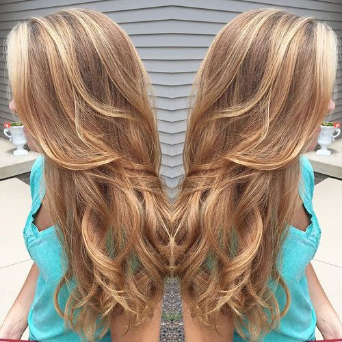 40 Blonde Hair Color Ideas With Balayage Highlights: 40 Beautiful Blonde Balayage Looks
