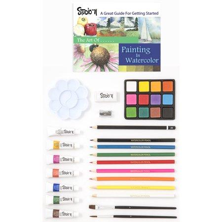 Arts Crafts Sewing Watercolor Paint Set Paint Set Painting